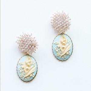 Nicola Bathie earrings